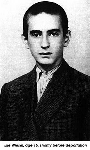 the horrific experiences of elie wiesel in the holocaust in his memoir night Night by elie wiesel  to grow from his negative experiences his father is ridiculed and teased, and instead of fighting back and lowering himself to their level.