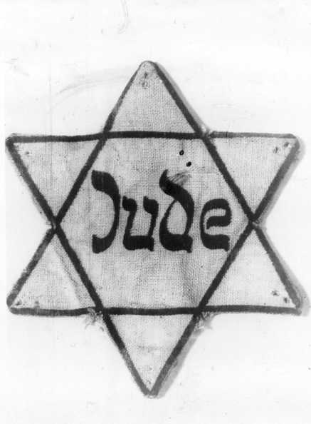 Star of David during the Holocaust
